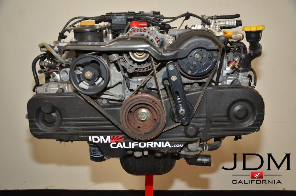 Jdm Subaru Ej20 Non Turbo Sohc Engine 99 04 Jdm Of California Jdm Subaru Subaru Impreza Rs