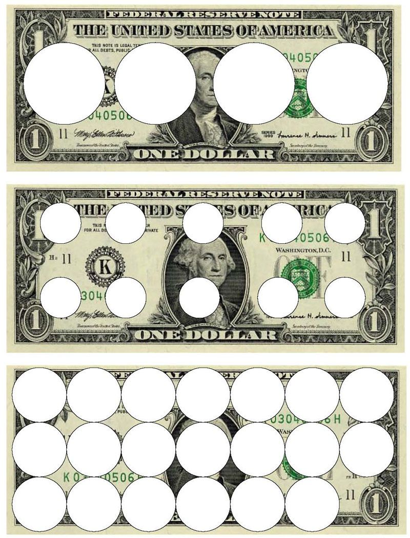 Coin Equivalents Math Game