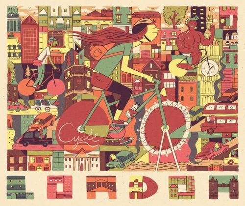 #cycle about town! #cycling