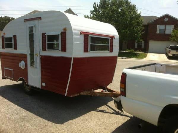 1964 Vintage Camper 2 000 San Antonio Tx Vintage Travel