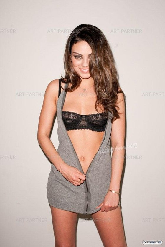 "The 100 Sexiest Terry Richardson Photo Shoots - Mila Kunis ""GQ"""