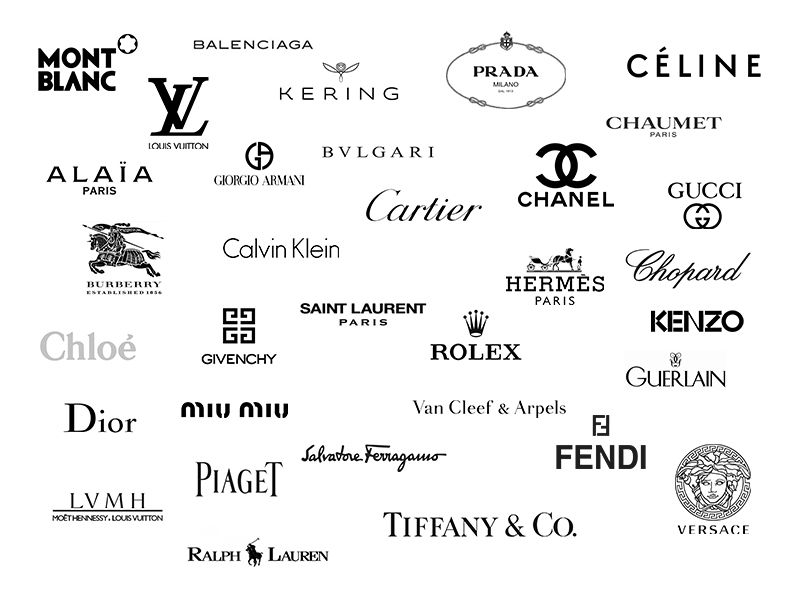fd974f9eb87c Luxury Brand Logo Luxury Logo Design