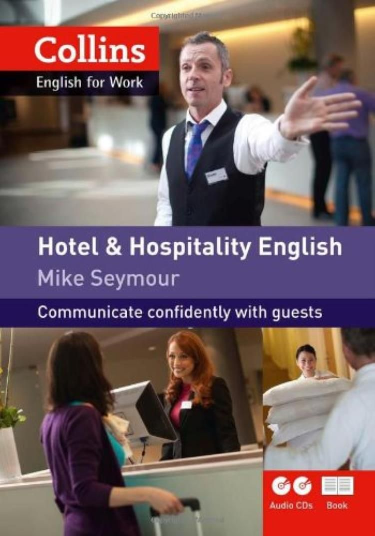 Hotel Hospitality English Communicate Confidently With Guests