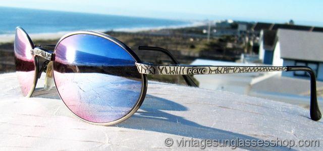 3b16321a02 Vintage Revo 1111 011 Python Stealth Mirror Sunglasses at the Vintage  Sunglasses Shop