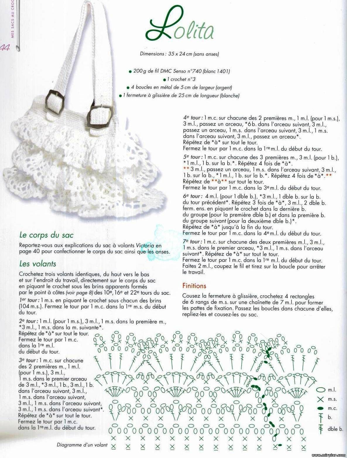cartera a crochet | Bolsos De Ganchillo | Pinterest | Bolsos ...