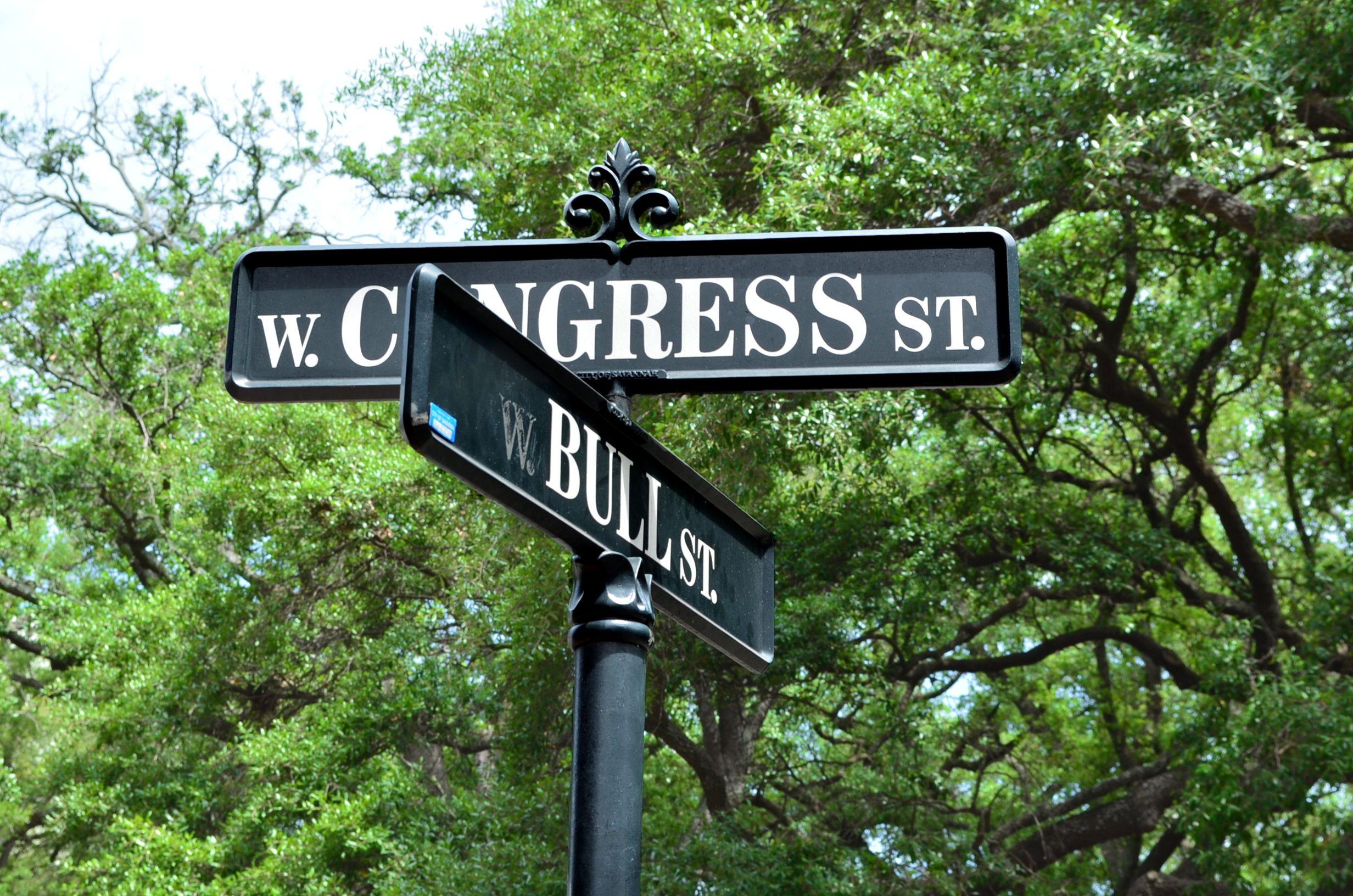 Street Signs In Savannah Ga Bull And Congress Street Sign Sweet Carolina Cupcakes Street Signs Savannah Chat Savannah Historic District