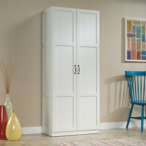 Best Sauder Storage Cabinet Soft White Finish Sauder Https 400 x 300