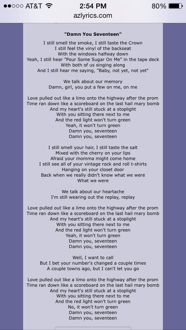 Pin On Lyrics To Live By