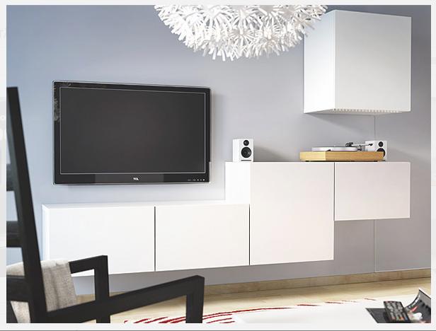 Besta geschakeld  Interior and decoration in 2019  Ikea