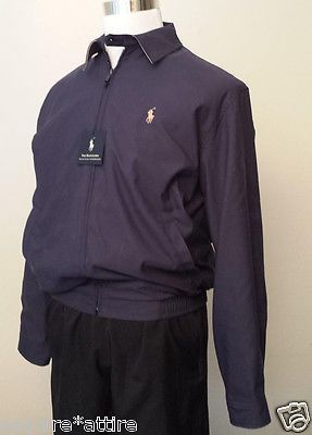 Coats , Jacket: #POLO RALPH LAUREN men size S jacket coat windbreaker dark violet color NWT RalphLauren withing our EBAY store at  http://stores.ebay.com/esquirestore