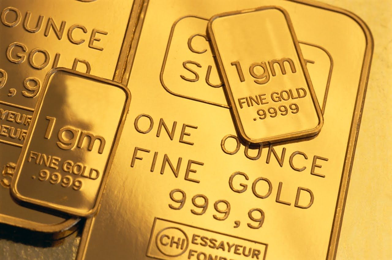 IRA investment... Gold bullion bars, Gold price, Silver
