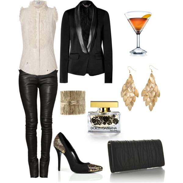 Night Out, created by patricia-teixeira on Polyvore