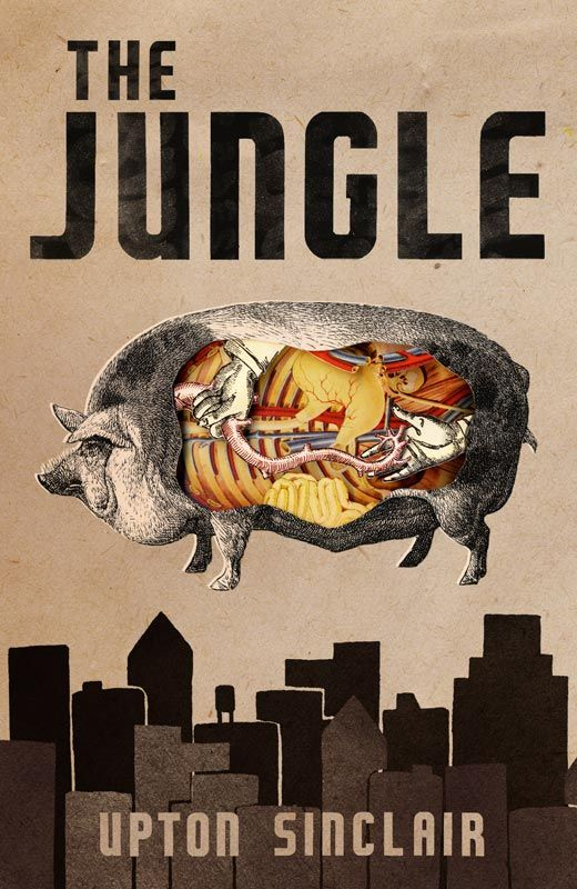 Image result for upton sinclair the jungle images