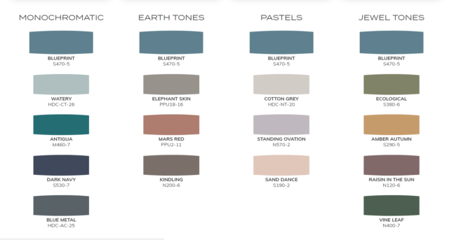 Behr Color Of The Year 2019 Behr Color Trends Behr Colors Behr
