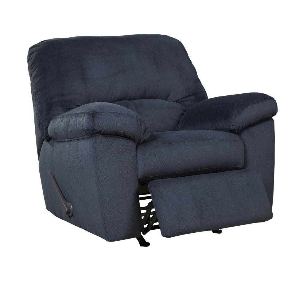 American Furniture Liquidation Brooklyn Park Mn: Ashley Dailey Rocker Recliner In Midnight * Very Nice Of