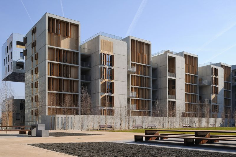 Lyon confluence clement vergely architectes projects for Arquitectura lyon