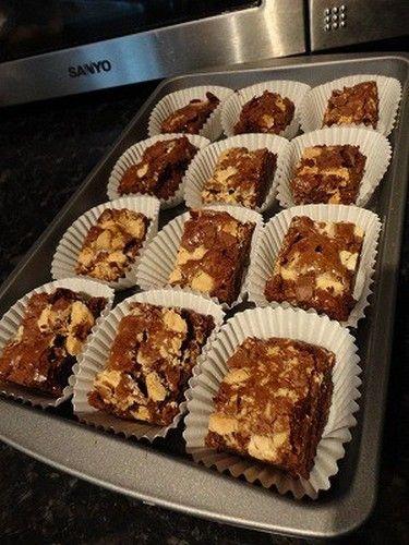 Easy ☆ Amazingly Delicious ☆ Rich Brownies
