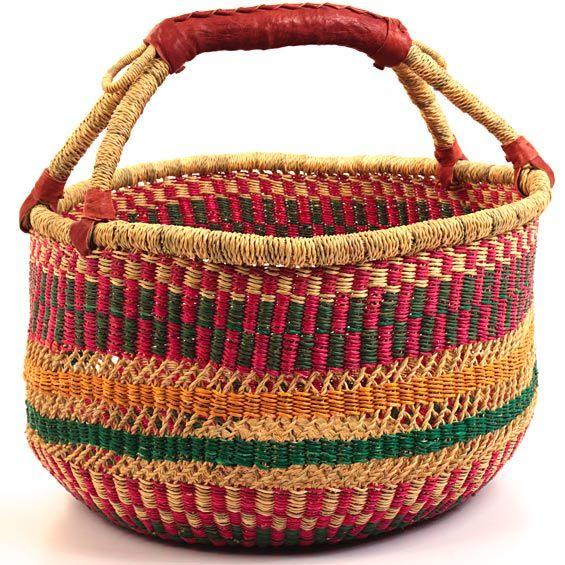 African Woven Baskets: Basket Weaving, Basket, Weaving