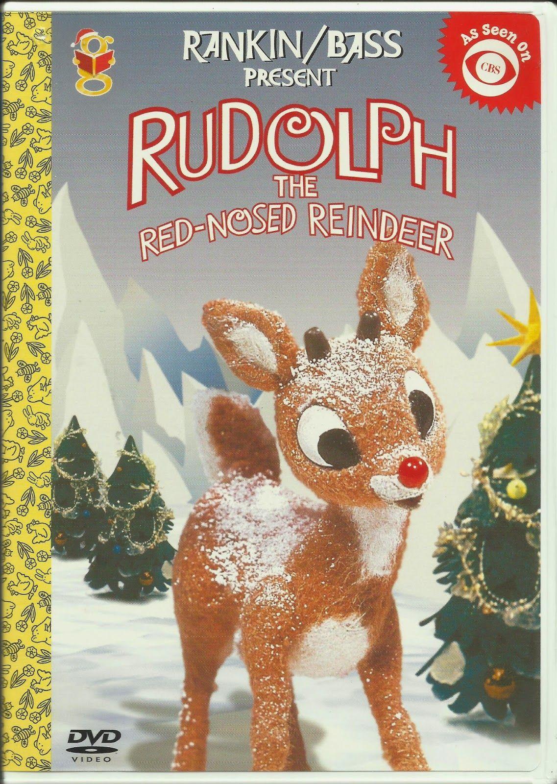 Rankin/Bass-historian: RANKIN/BASS\' RUDOLPH THE RED-NOSED REINDEER ...