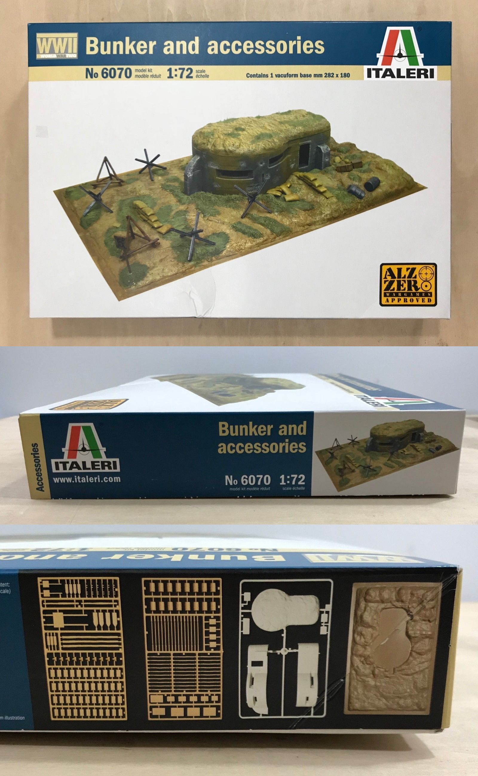 Other Military Models and Kits 1191: Italeri 1 72 Scale Military