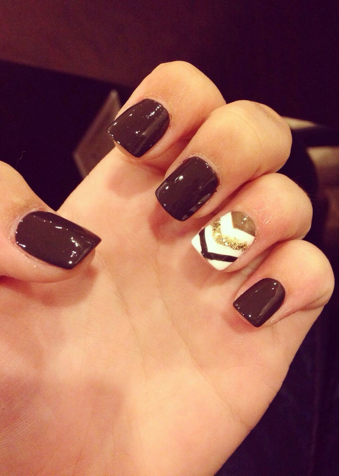 Love this manicure | Nails and nail ideas | Pinterest | Manicure ...