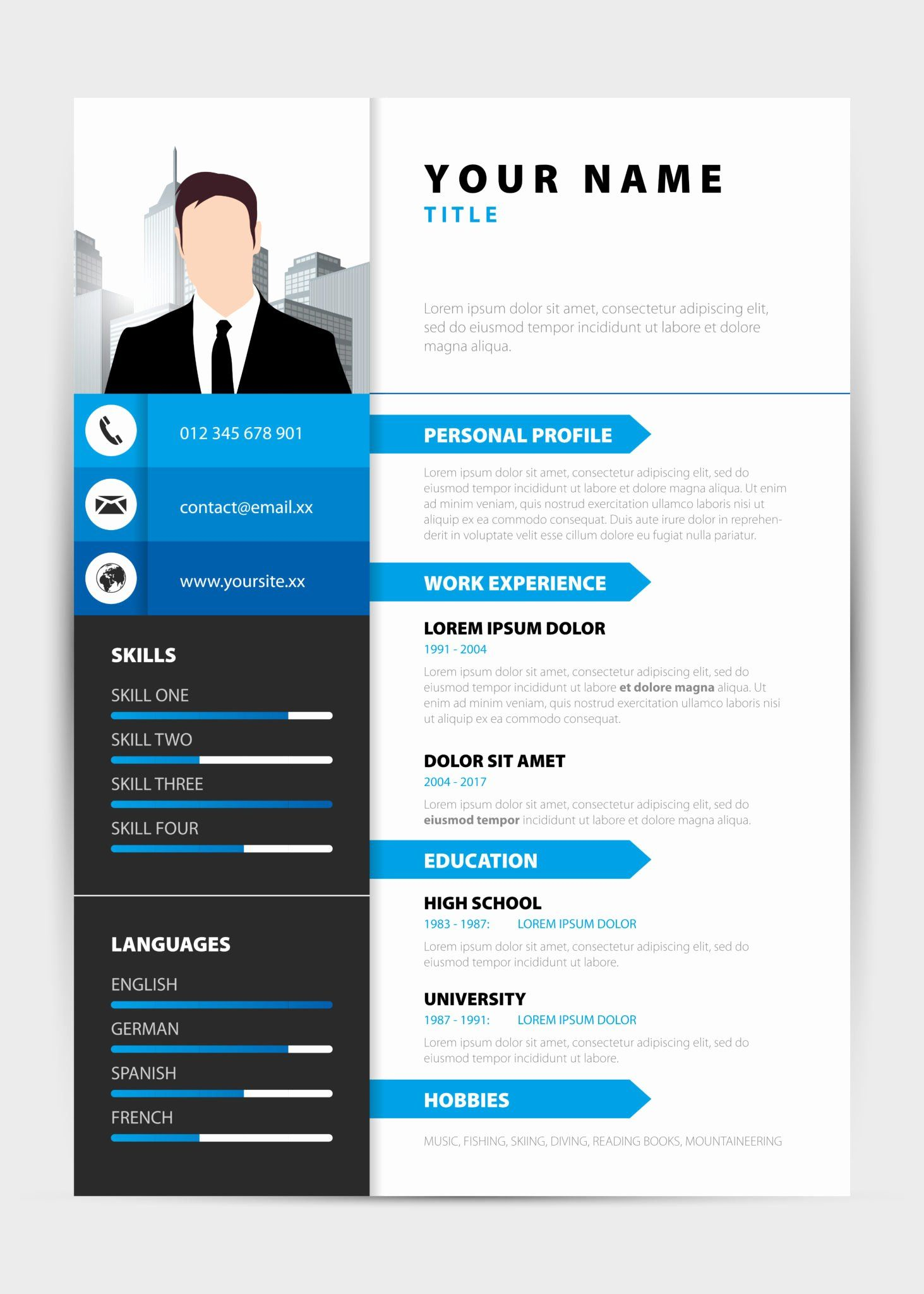 Aws Cloud Engineer Resume Awesome Aws Resume How To Make Your Resume Look Attractive Resume Best Resume Template Education Resume