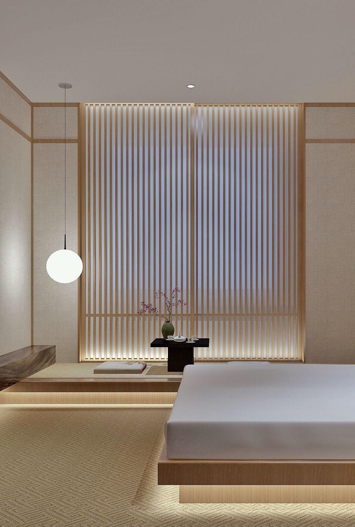 12 Best Modern Japanese Bedroom Design images   Home Inteior...