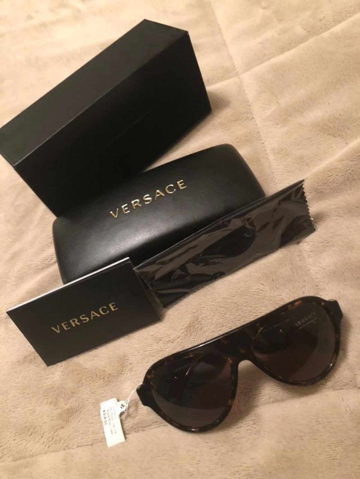 Versace Sunglasses on Mercari
