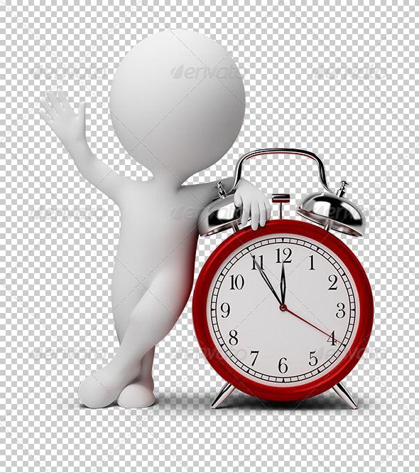 3d Small People Alarm Clock Emoji Pictures Sculpture Lessons Alarm Clock