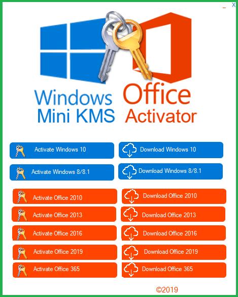 microsoft office 2010 activator tools