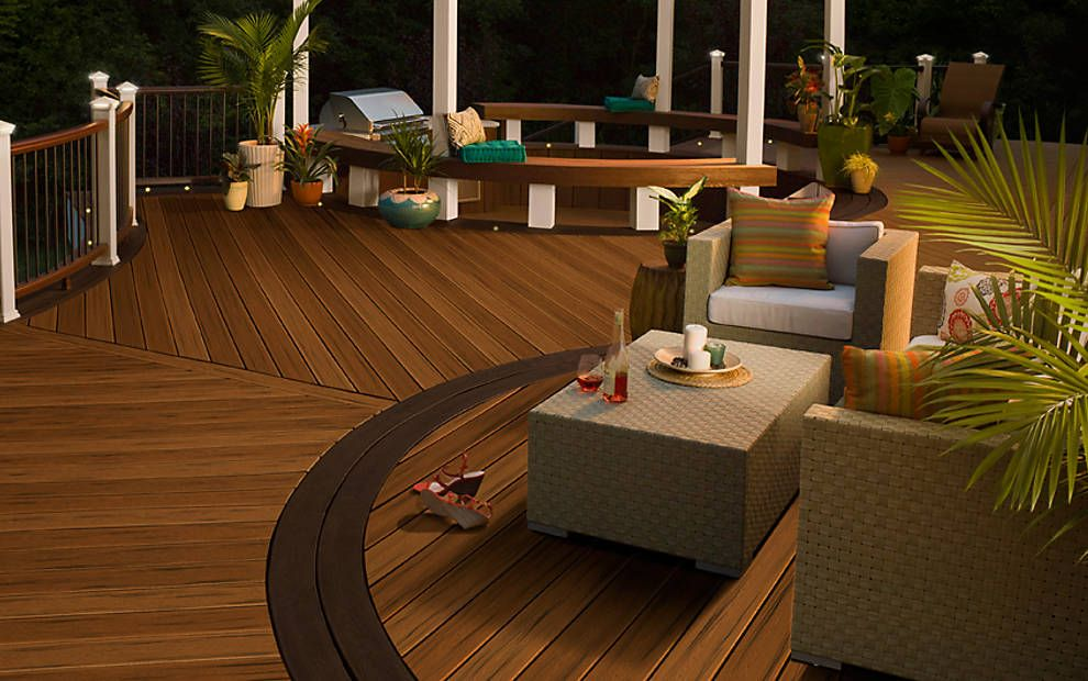 Deck Design Ideas Deck Pictures Patio Designs Trex Patio