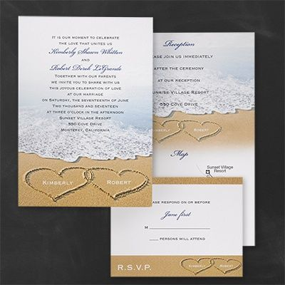 Value Style And Save With This Invitation Card Your Reception Information Listed On The Backside