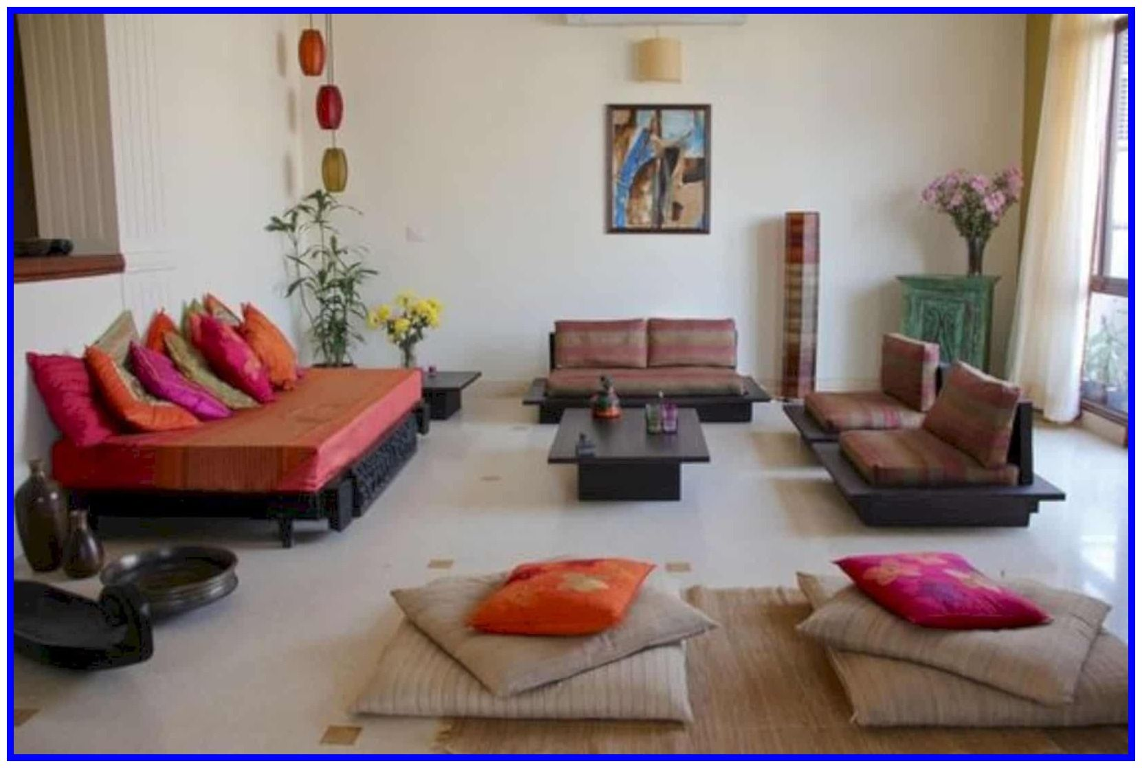 65 Reference Of Traditional Indian Living Room Decor In