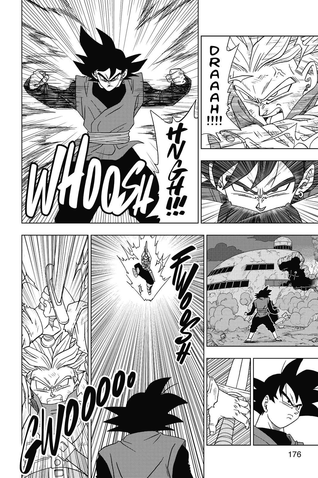 Dragon Ball Super Chapter 15 Page 4 Dragon Ball Art Dragon Ball Dragon Ball Super Manga