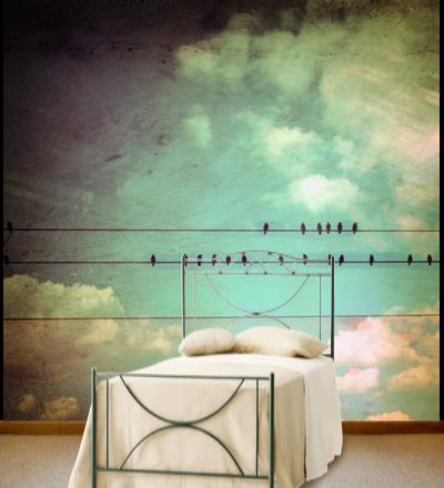 Connected Mural - Alicia Bock  Murals Your Way
