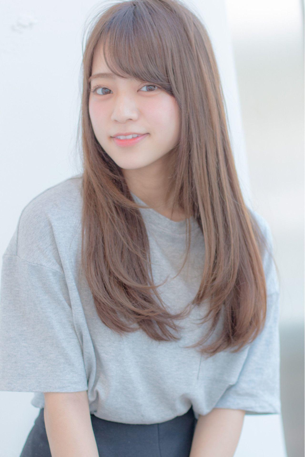Image Result For エアリーレイヤーストレートヘア Long Hair Styles Hair Styles Hair
