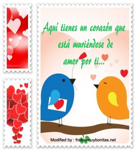 Tarjetas Con Mensajes Largos Para Mi Amor Amor Pinterest Amor
