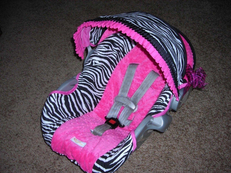 Baby girl car toys  Infant Custom Car Seat Cover  via Etsy  Kidsmeday uc