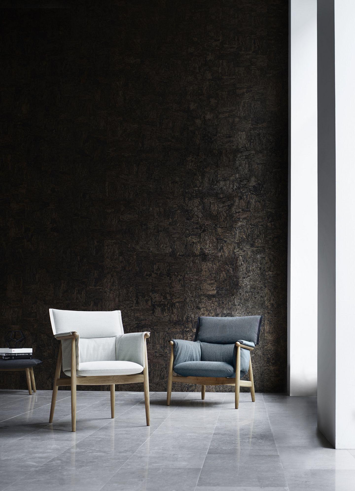 E015 Embrace Lounge Chair by EOOS Carl Hansen & Søn