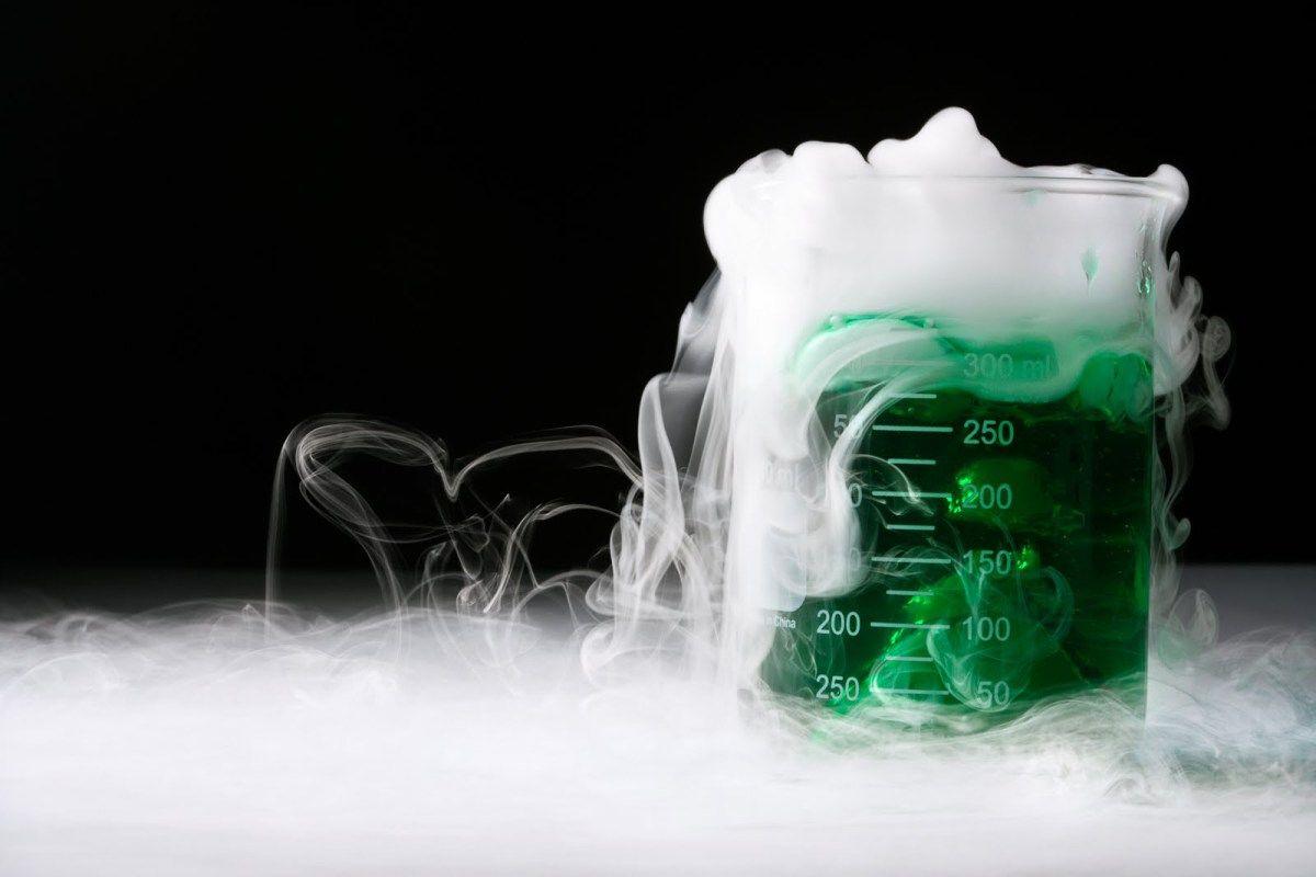 Datos Curiosos De La Química Parte Iii 16 30 Química Reacciones Quimicas Hielo Seco