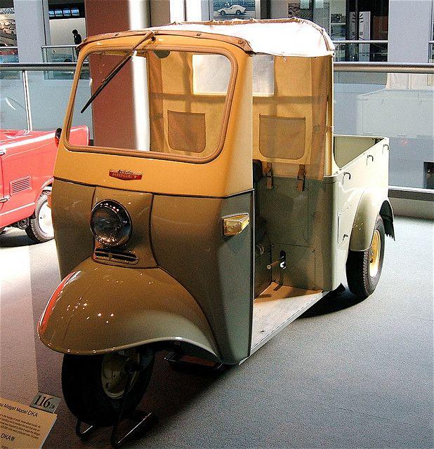 Daihatsu Midget Model Dka 1959 Dengan Gambar