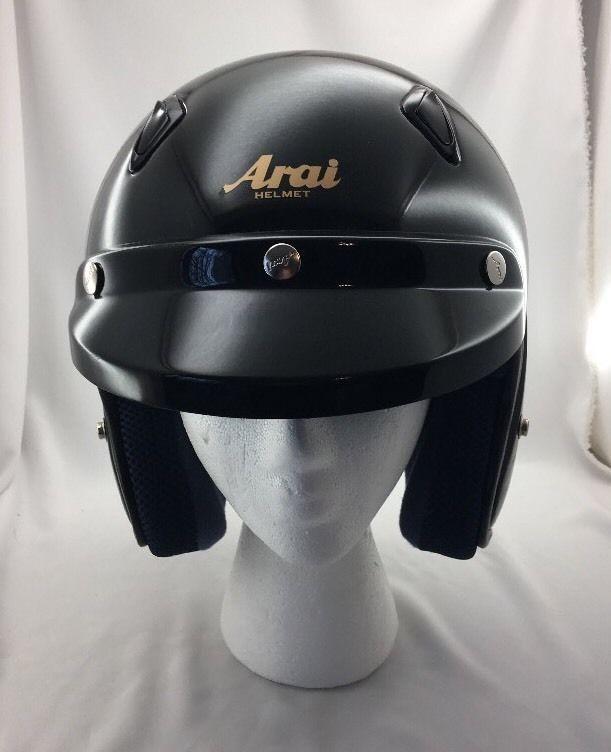 Details About Arai Helmet Snell Classic M Open Face Motorcycle