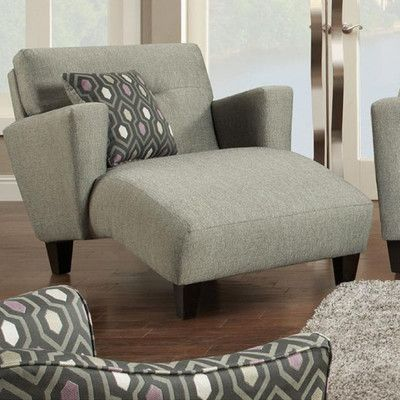 8210 Contemporary Chaise By Fusion Furniture At Pilgrim Furniture City