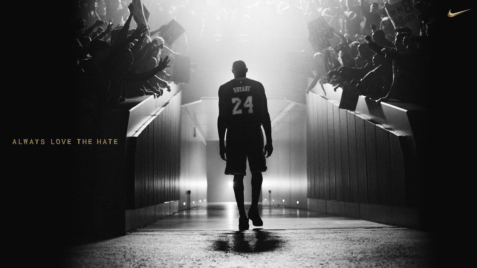 Kobe Bryant Quotes Kobe Bryant Tattoos Kobe Bryant Black Mamba Kobe bryant black and white wallpaper
