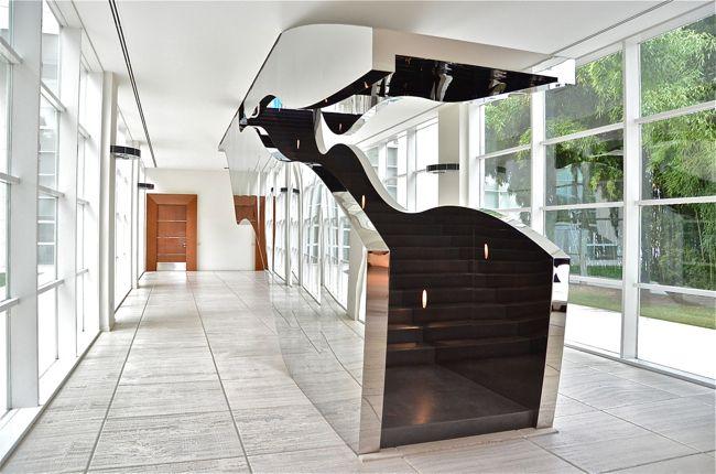 Tods at their headquarters in Casette dEte - Ron Arad - Marzorati ...