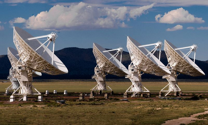 Science at the Edge of Human Scale: the Very Large Array | Summer ...