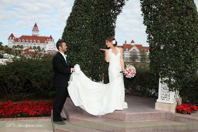 I just flippin love their whole wedding!