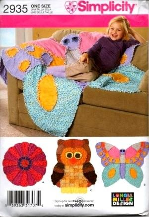 simplicity pattern 4993 instructions