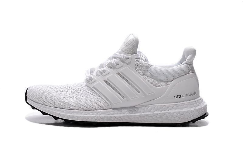 new arrival 24b76 5076c Adidas Ultra Boost B27171 Pure White Runner Shoes | Work ...