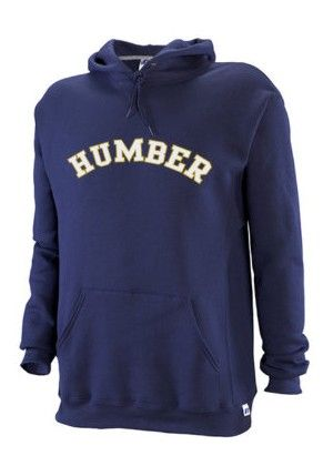Stay warm on campus with a classic campus sweater, a must have for new students! #Humbercollege